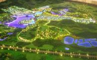 美的鹭湖森林度假城效果图