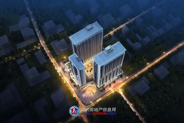 宝树台-华强时代公馆-深圳房地产信息网