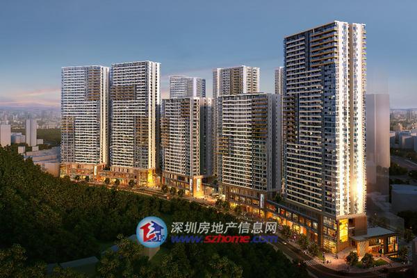 深业东岭-深圳房地产信息网