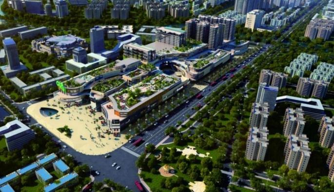 樵岭国际商业中心