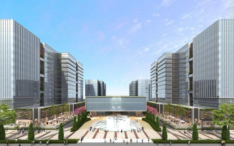 国际创智园-深圳房地产信息网