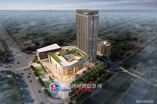 伟城VMO-百盛公馆-深圳房地产信息网