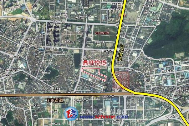 鼎峰悦境-长安鼎峰广场-深圳房地产信息网