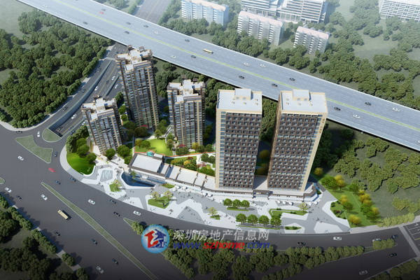 冠科泊樾湾-深圳房地产信息网