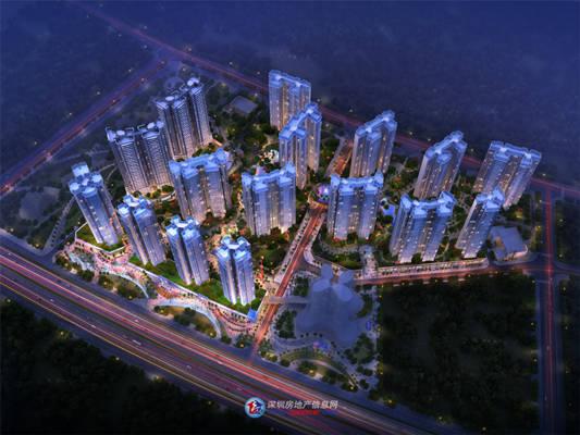山海上城Ⅱ·天赋-康达尔山海上园(二期)-深圳房地产信息网
