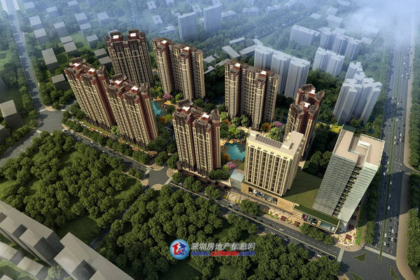 大族·云峰-深圳房地产信息网
