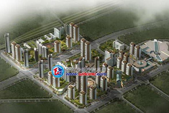 平湖佳兆业广场-咚咚地产头条