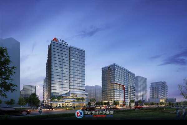 天安数码城T5-凤岗天安数码城-深圳房地产信息网