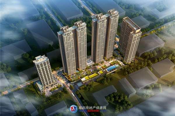 天玑公馆-城投龙华工业园-深圳房地产信息网