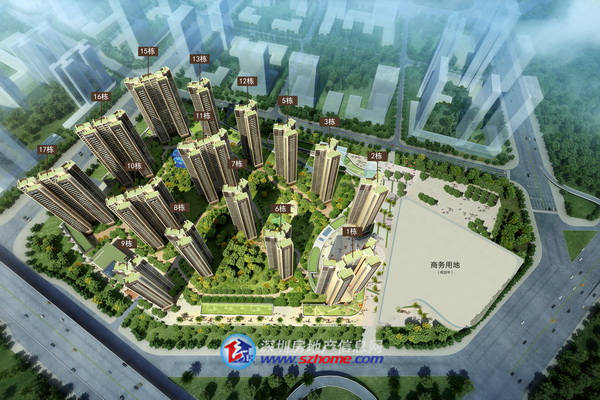 碧桂园·深荟城