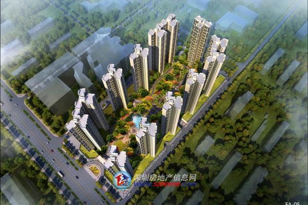 新城悦隽-悦珑湾花园-深圳房地产信息网