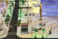 佛山绿地中心·璀璨天城实景图