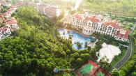 碧桂园·山河城实景图