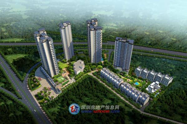 又一城-龙平紫园-深圳房地产信息网