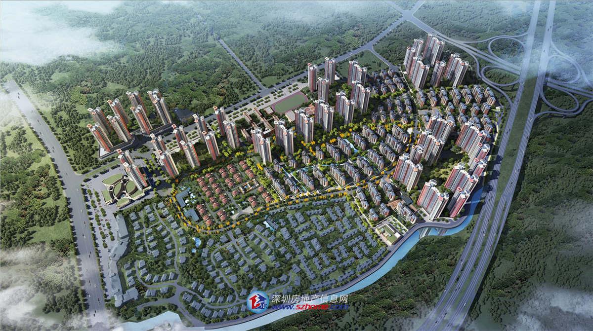 金裕星河丹堤-惠博新城-深圳房地产信息网