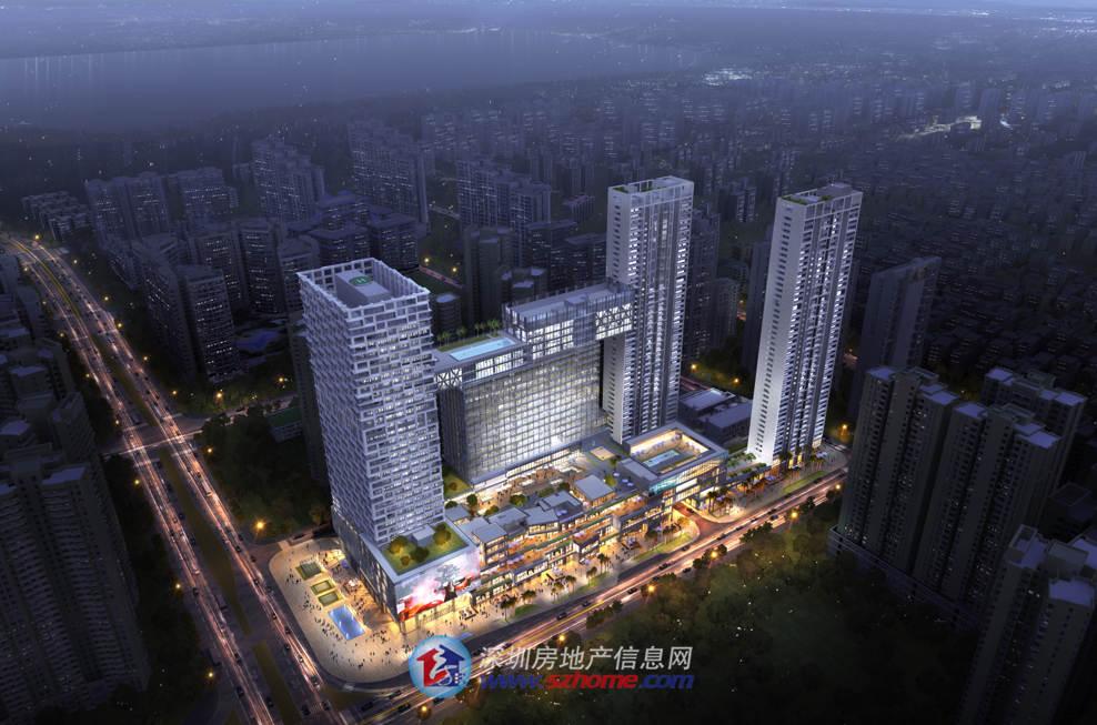 海境界二期-海境界家园二期-深圳房地产信息网
