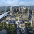 中国通号·天聚广场效果图