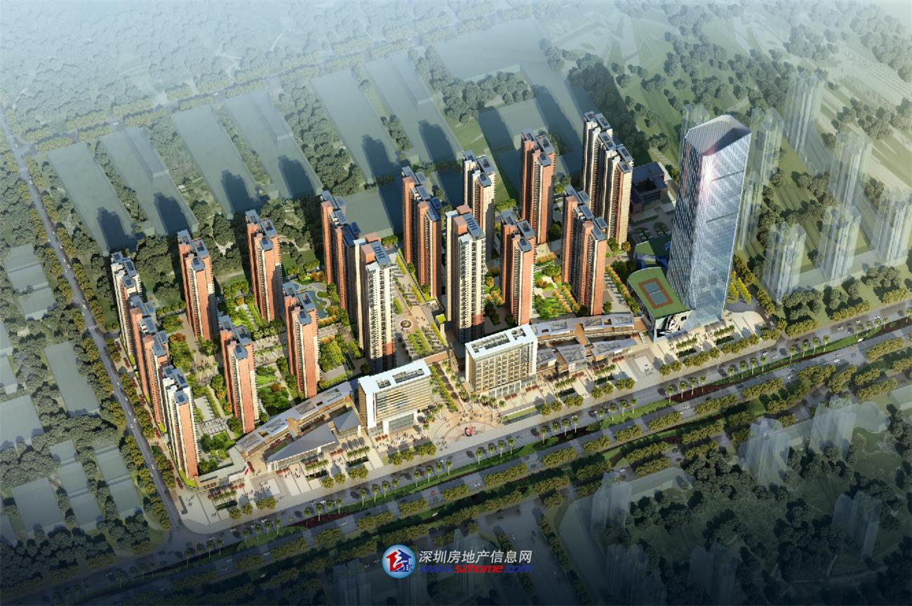 大中华幸福城-世亮花园-深圳房地产信息网
