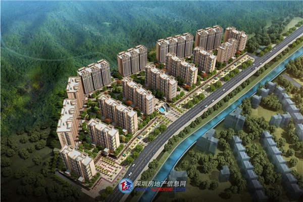 恒裕珑城-深圳房地产信息网