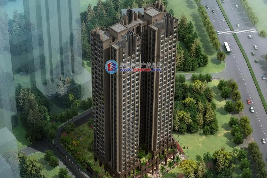 银领公馆-深圳房地产信息网