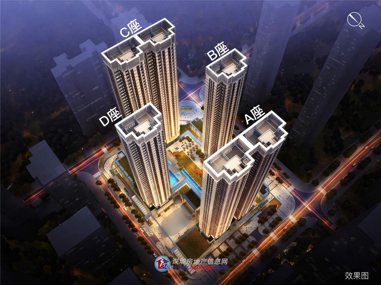 万科瑧山府三期-万科香蜜府-深圳房地产信息网