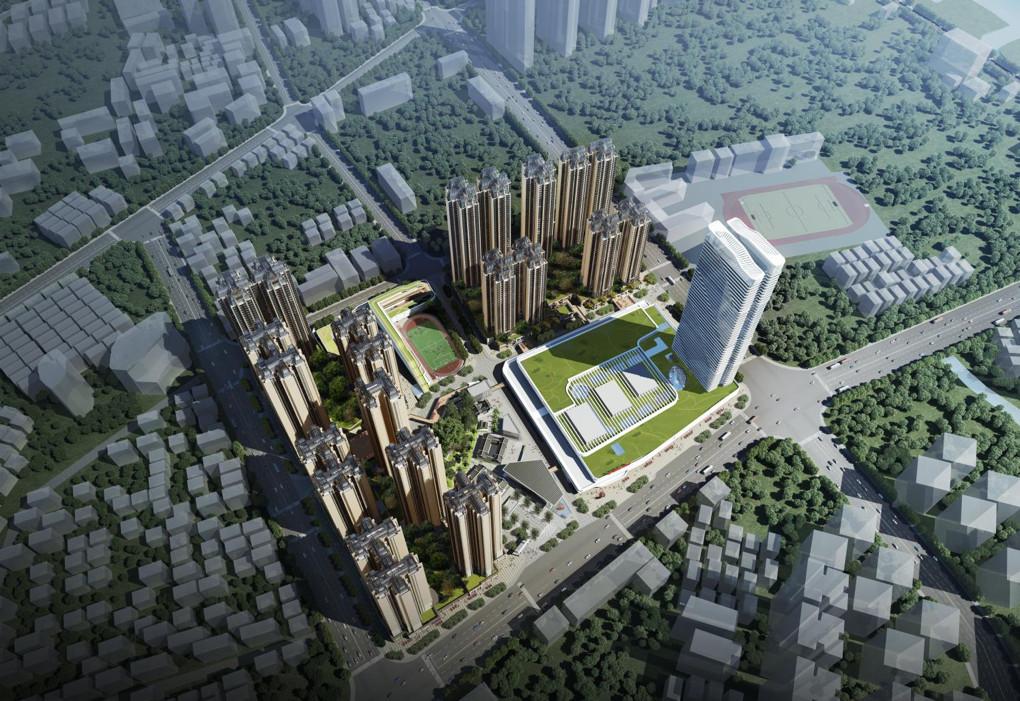 万德隆壹城中心