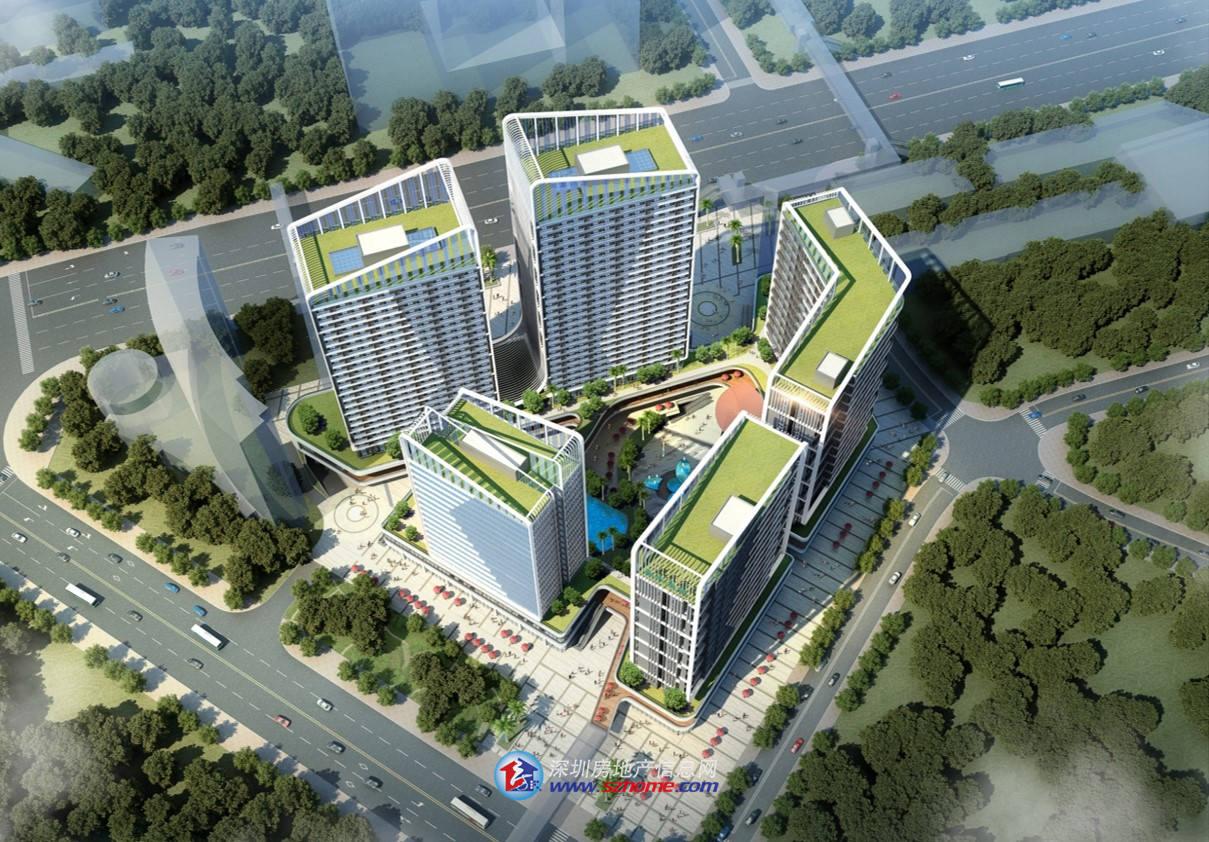 泰禾新天地-金泽商业广场-深圳房地产信息网