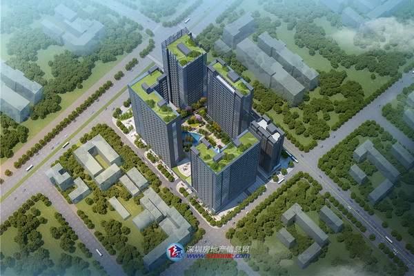 和谷金裕城-和谷山汇城-深圳房地产信息网