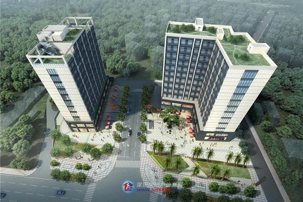 桔新微商南区大楼-咚咚地产头条