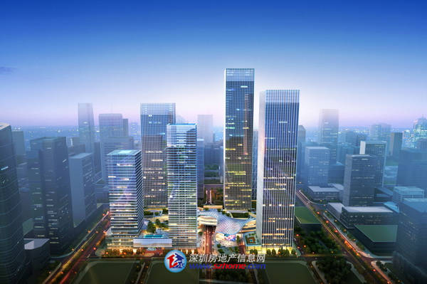 华润前海中心•悦玺-前海华润金融中心-深圳房地产信息网