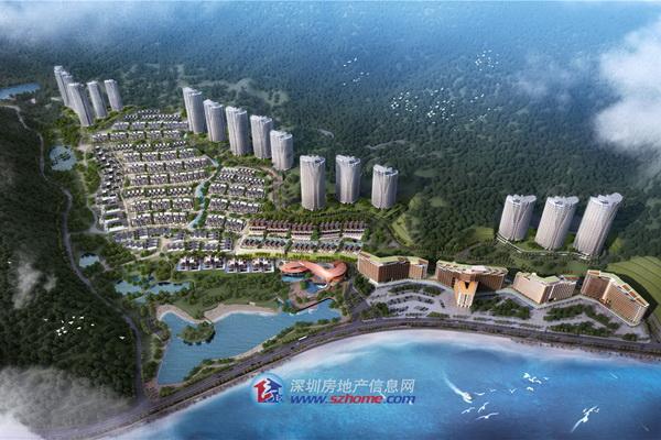 九铭屿海-深圳房地产信息网