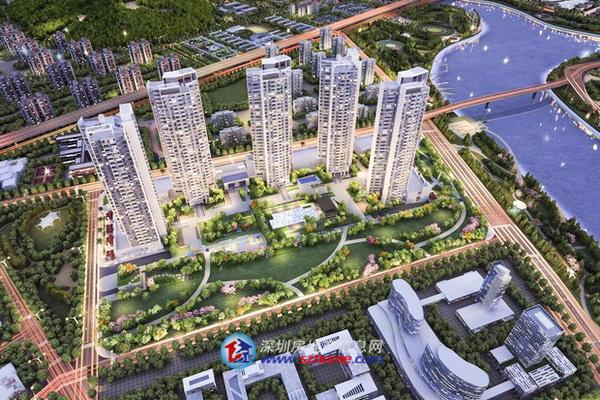 时代英之皇·廊桥-深圳房地产信息网