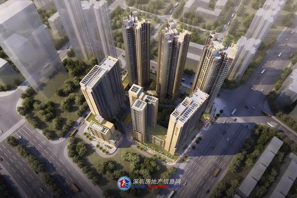 建信·天宸-建信天宸花园-深圳房地产信息网