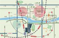 佳兆业·东江新城位置配套