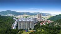 惠阳碧桂园·山河城实景图