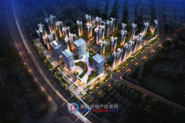华强城三期-华强城市花园三期-深圳房地产信息网