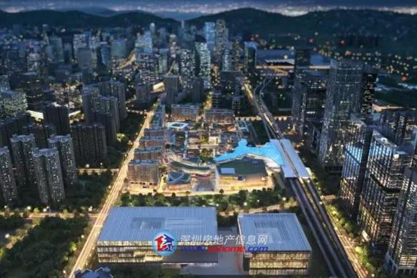 红山6979-红山六九七九商业中心-深圳房地产信息网