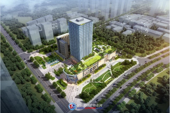 世城商业中心•珑寓