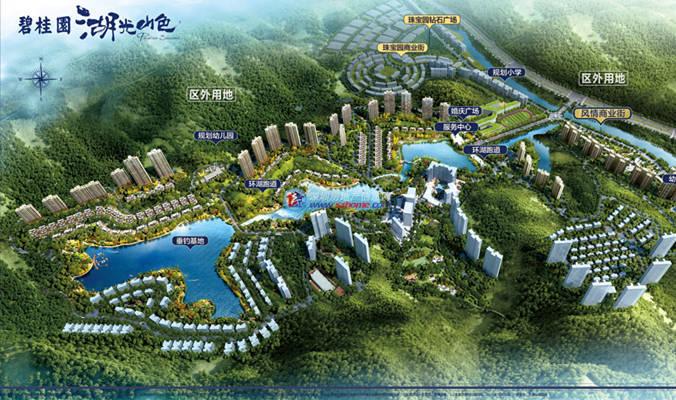 碧桂园湖光山色-天湖山色-深圳房地产信息网
