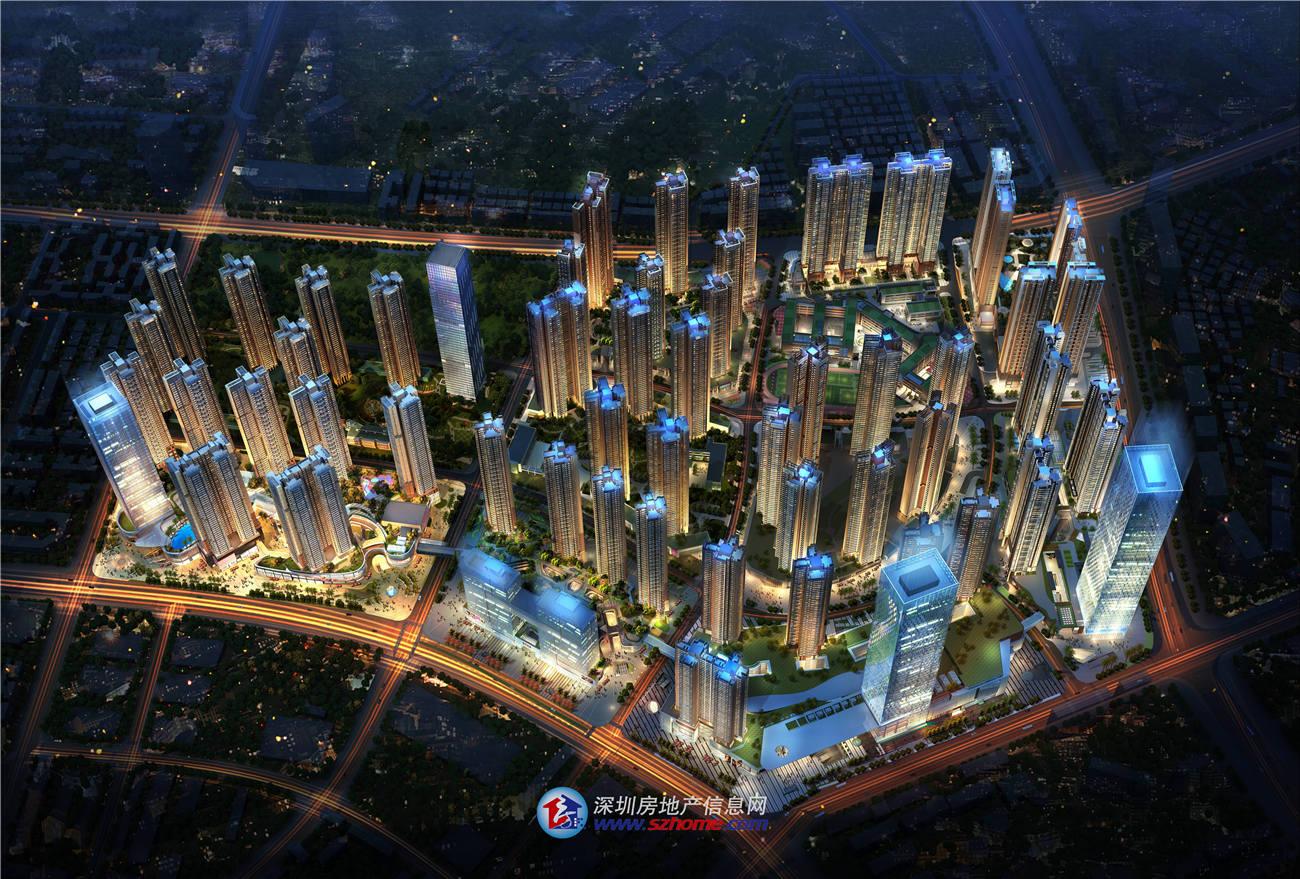 壹成未来花园-壹成中心三区-深圳房地产信息网