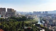 里城玺樾山实景图