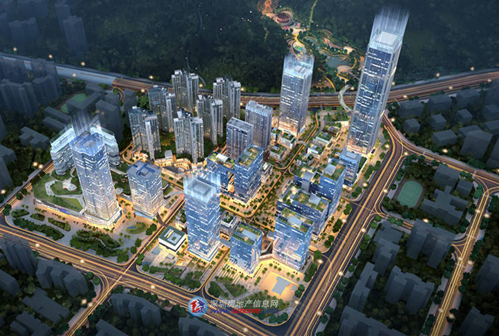 恒明ONE-恒明湾创汇中心-深圳房地产信息网