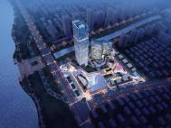 碧桂园·国际商业中心效果图