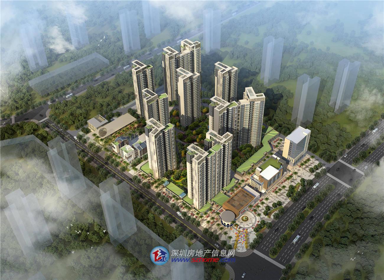 广联博爵-深圳房地产信息网