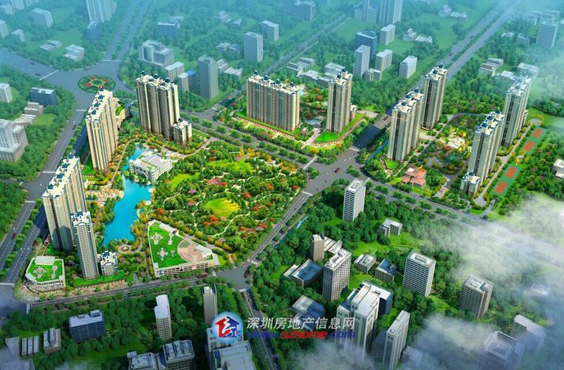 恒大绿洲-金时代花园-深圳房地产信息网