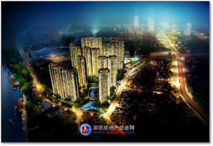 龙山华府-深圳房地产信息网