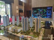 平湖佳兆业广场项目现场