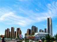 天汇城三期实景图