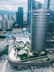 深圳中心·天元实景图