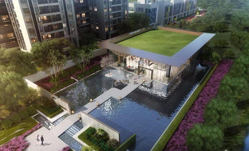 阳光城兰园翡澜花园